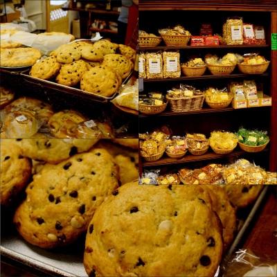 Délicieux cookies faits maison