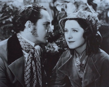 Norma Shearer et Frederic March