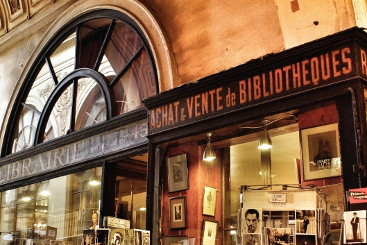 Sirioux bookshop