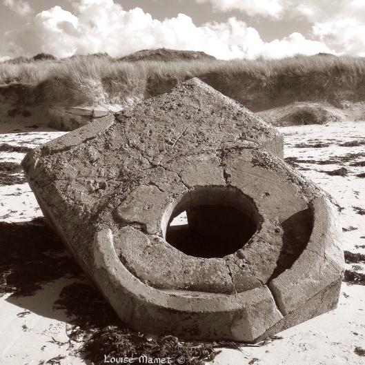 Reflexions sur un bunker (4)