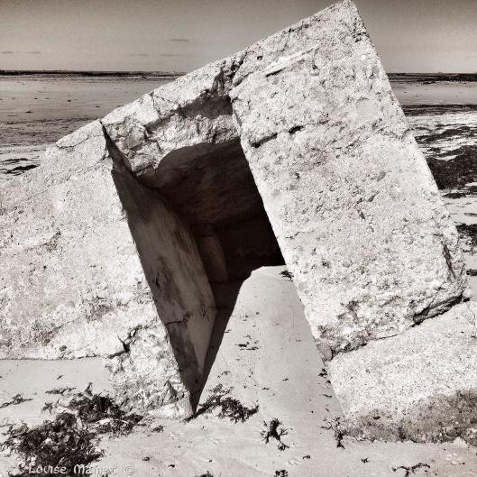 Reflexions sur un bunker (5)