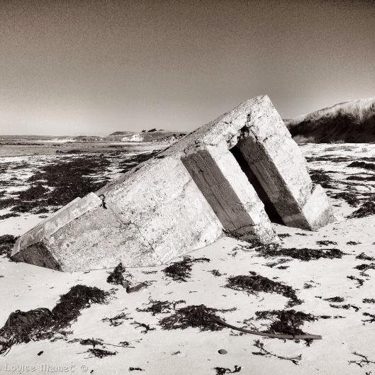 Reflexions sur un bunker (7)