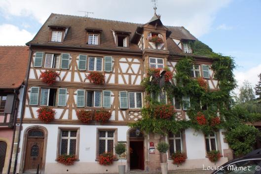 Auberge des Deux Clés, 1620 / Old inn, 1620, Turckheim