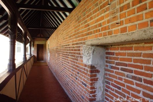 Galerie du tour de guet / Watchtower gallery