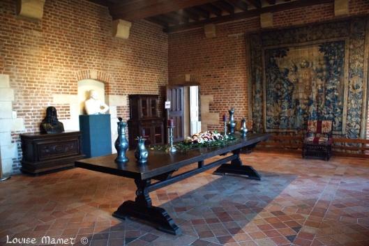 La grande salle Renaissance / Renaissance Great Hall