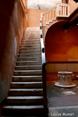 Stairs venice