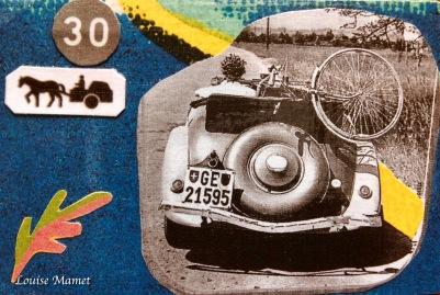 ATC Hapiness, Travel, Old car-2