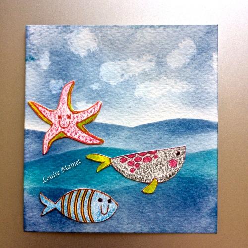 Artwork 3 Sea Life june 2018