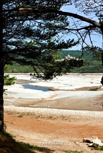 Lac à sec 1 a